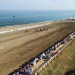 Estepona acoge con éxito la primera edición del torneo 'Costa del Sol Beach Polo Cup'