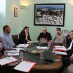 Empresas de Casares y la Corporación Municipal conforman la Mesa de Diálogo Social para trabajar por el empleo