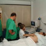 Más de 400 médicos de atención primaria se habrán formado en ecografía abdominal antes del verano