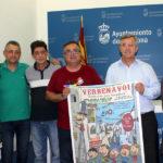 Verbena solidaria en Estepona organizada por AVOI para ayudar a los niños con cáncer