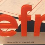 El Colegio de Abogados de Málaga recibe el certificado EFR en conciliación en el Ministerio de Sanidad, Servicios Sociales e Igualdad