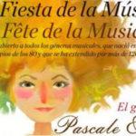 Fiesta de la música en la Plazoleta Ortiz de Estepona