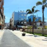 El Ayuntamiento concluye la remodelación del entorno de la iglesia San José con la obra de calle Zaragoza
