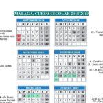 Calendario Escolar Curso 2018/2019