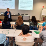 Unicaja imparte un curso de finanzas y seguros destinado a profesores de Formación Profesional