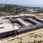 El Ayuntamiento ha pagado ya un tercio del coste de las obras del Hospital de Estepona