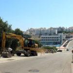 Estepona comienza el IV Plan de Asfaltado que actuará en más de 50 calles del casco urbano y extrarradio
