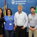 IV verbena solidaria de la calle Santa Ana que recaudará fondos para Cudeca