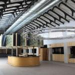 Concluyen las obras del mercado gourmet de San Luis, que abrirá al público la próxima semana