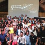 Cuatro iniciativas en las que participan docentes malagueños galardonadas en los premios Edublog 2018