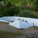 El ayuntamiento de Casares limita el aforo a los Baños de la Hedionda
