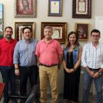El Ayuntamiento cede un local a la Agrupación de Cofradías y Hermandades para el desarrollo de su actividad