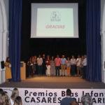 Casares entrega los Premios Blas Infante de cooperación internacional y educación al desarrollo