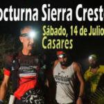 II Carrera Nocturna Sierra Crestellina