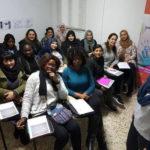 Málaga Acoge logra trabajo para 80 personas en el primer semestre de 2018