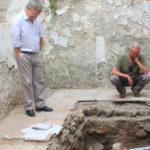 Hallado en Estepona el primer registro geoarqueológico del tsunami sucedido en el siglo IX en el sur de España