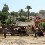 Comienza la construcción de un puente peatonal y la recuperación de un acueducto del siglo XIX  en El Ángel
