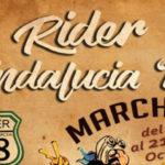 Casares se prepara para el Rider Andalucía 2018 de Mototurismo, como único lugar de sellado de la provincia de Málaga