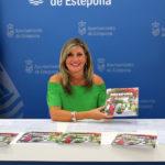 El Ayuntamiento renueva el material que ofrece gratuitamente a los turistas que visitan Estepona