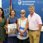 El Ayuntamiento colabora con la moraga  organizada por la asociación de Familiares de Enfermos de Alzheimer