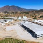 La obra del Estadio de Atletismo y del aparcamiento para mil plazas supera el 30% de ejecución