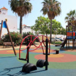El Ayuntamiento inicia un plan de actuaciones para mejorar una decena de parques infantiles