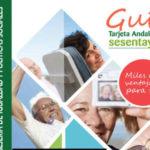 1.578 establecimientos andaluces colaboran con la Tarjeta Andalucía Junta sesentaycinco con interesantes ventajas y descuentos para las personas mayores de 65 años