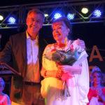 La Feria de Cancelada comienza con el pregón de la actriz Gemma Cuervo