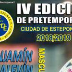 IV Torneo de Pretemporada Ciudad de Estepona CF