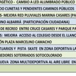 Casares aumenta este año sus inversiones en casi 1 millón de euros  gracias a la economía saneada del Ayuntamiento