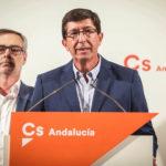 """Marín: """"El PSOE ha roto el acuerdo de investidura por los incumplimientos en materia de regeneración"""""""
