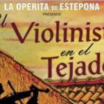 El violinista en el Tejado en Estepona
