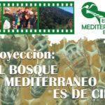 """Ecologistas en Acción presenta el video reportaje """"El Bosque Mediterráneo es de Cine"""",   ofrece una conferencia sobre """"rewilding""""  y otra sobre """"Apicultura. La importancia de los polinizadores"""""""