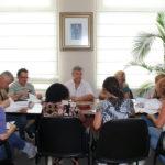 El alcalde firma los últimos contratos temporales del V Plan de Empleo Municipal, dotado con 500.000 euros