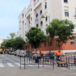 Estepona supera el millar de nuevos aparcamientos con el rediseño y creación de nuevos espacios