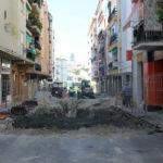 El Ayuntamiento inicia las obras de remodelación de calle Córdoba y avenida Valencia