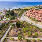 Estepona inicia la creación de una zona verde de 10.000 metros cuadrados en El Ángel
