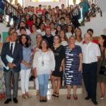 El Ayuntamiento premia a los jóvenes que han participado en el proyecto Observa para la educación en igualdad