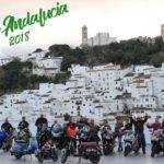 Casares recibe este fin de semana más de 650 motos participantes en la Rider Andalucía 2018