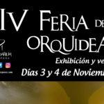 El Parque Botánico Orquidario de Estepona acoge la celebración de la IV Feria de Orquídeas