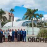 El Cuerpo Consular de Málaga y el Ayuntamiento de Estepona estrechan sus lazos