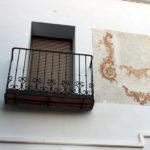 El Ayuntamiento recupera una pintura mural del siglo XIX que pertenecía a la antigua Casa Consistorial