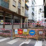 El Ayuntamiento inicia las obras de remodelación de dos vías en el entorno de la calle San Roque