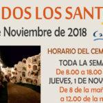 El tostón de Todos los Santos se une en Casares a la celebración de Halloween