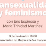 La Comisión de Jóvenes Feministas de la Asociación de Mujeres Peñas Blancas organiza la charla 'Transexualidad y feminismo'