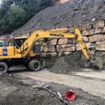 El Ayuntamiento trabaja en elaborar los proyectos para licitar las obras de mayor envergadura en caminos rurales afectados por lluvias