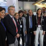 El Ayuntamiento promociona el proyecto Estepona, Jardín de la Costa del Sol en la World Travel Market de Londres