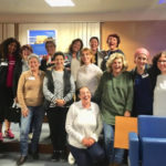 Pacientes y profesionales de la Agencia Sanitaria Costa del Sol forman a personas con cáncer de mama para que aprendan a mejorar su calidad de vida