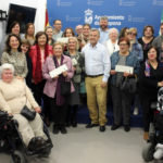 El Ayuntamiento entrega subvenciones a una veintena de colectivos sociales que desarrollan su labor en Estepona